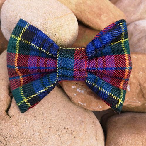 MacPherson Tartan Bow Tie