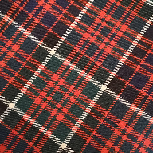 the macdonald tartan bow