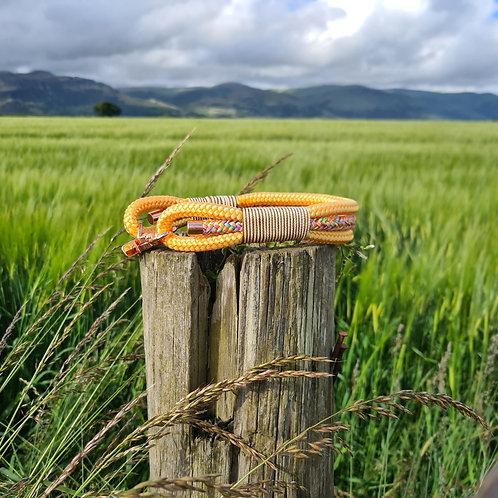 rope collar/tag collar