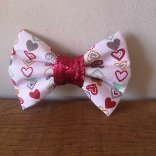 sailor bow light hearts