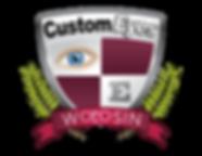 Custom Eyes Logo trade mark