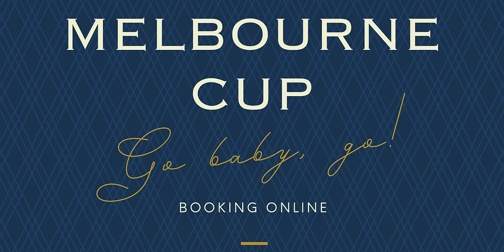 Melbourne Cup in The Garden