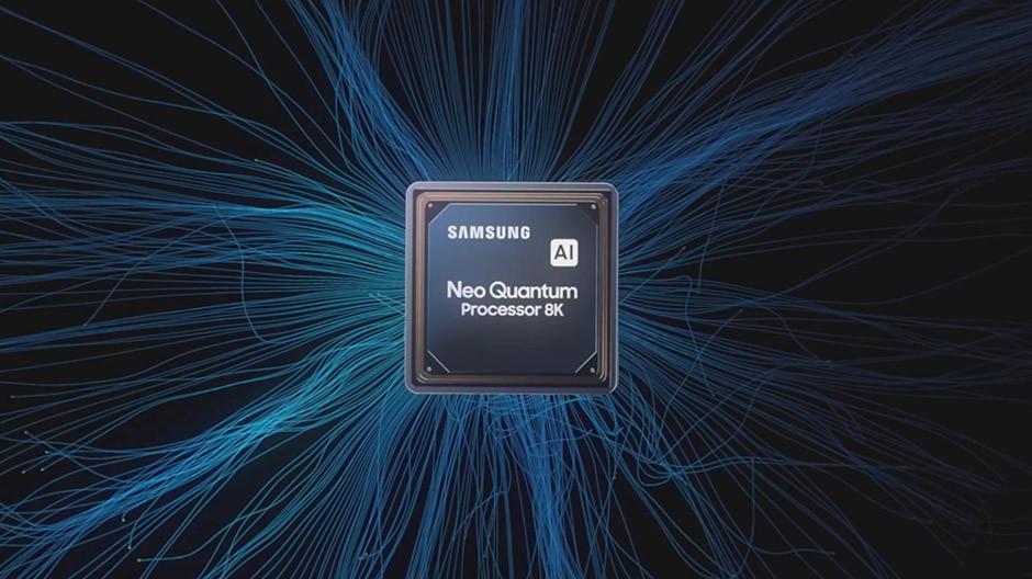 Samsung - Neo Quantum Processor 8K