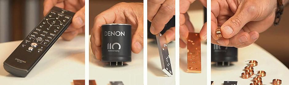 Denon AVC-A110 - dedykowane części