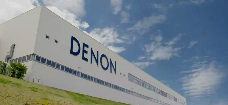 Denon - fabryka Shirakawa