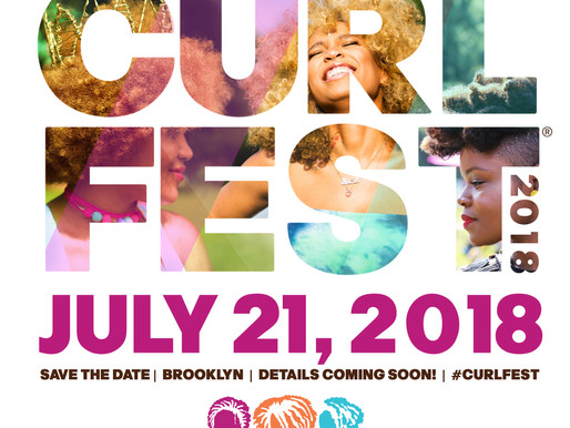 Find Out How This Jersey Girl Became The Face Of Brooklyn's Curlfest
