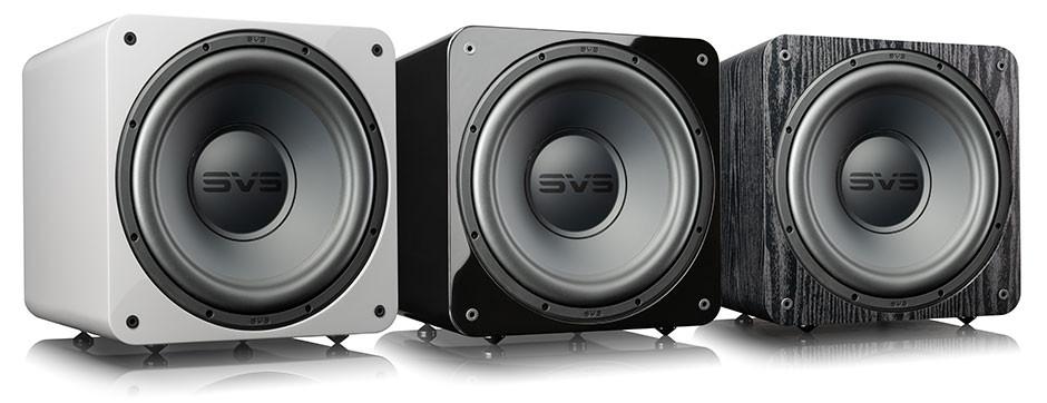 SVS SB-1000 Pro - 3 colors