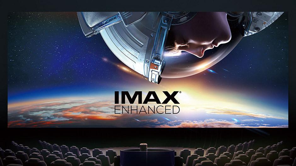 IMAX Enhanced - kino