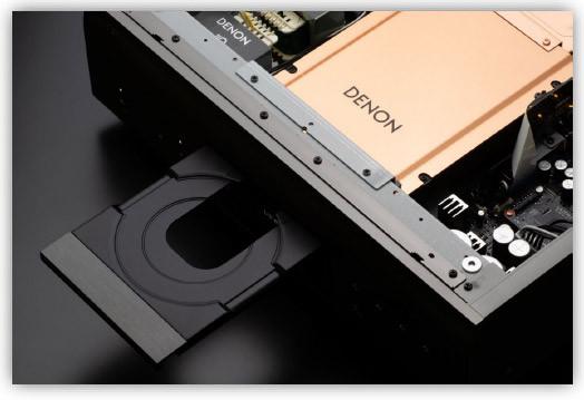 Denon DCD-A110 napęd