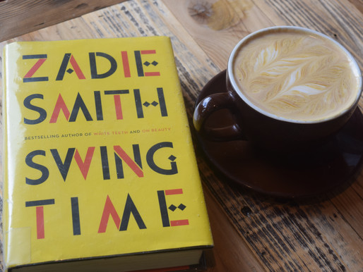 "C Letter Book Club: Zadie Smith's ""Swing Time"""