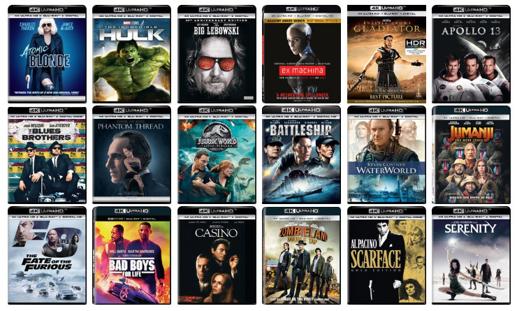 IMAX Enhanced - filmy