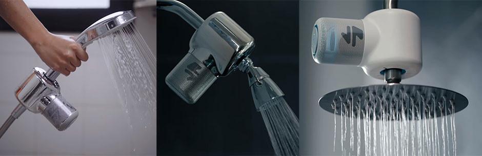 CES 2021 - Ampere Bluetooth speaker