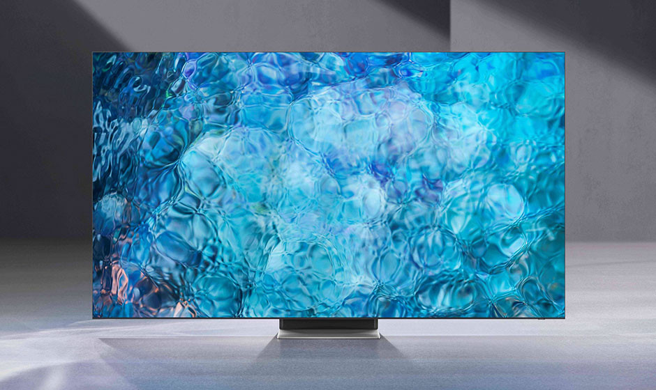 Samsung Neo-QLED television