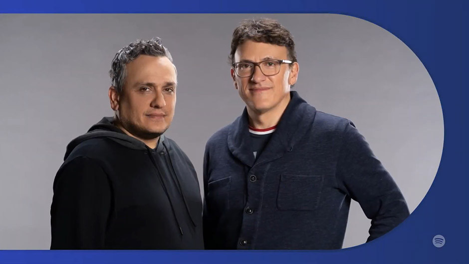 Spotify podcasts - Russo Bros