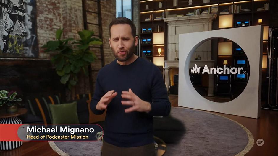 Spotify podcasts - Michael Mignano