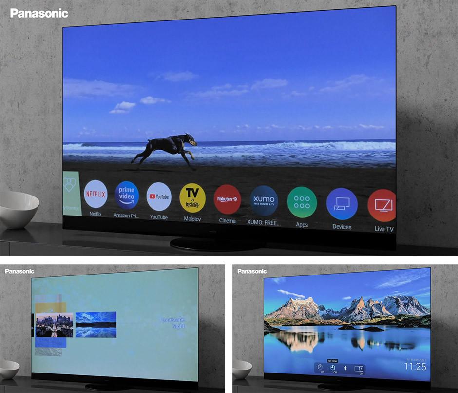 CES / Panasonic - JZ2000 - My Scenery feature