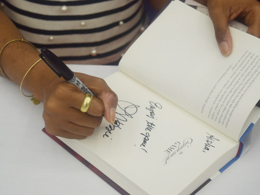 """C Letter Book Club: Joi-Marie McKenzie's """"The Engagement Game: Why I Said """"I Don't"""