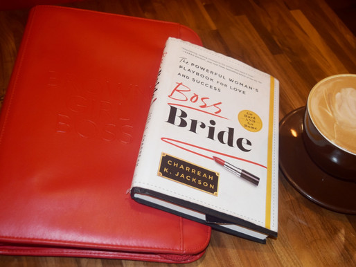 "C Letter Book Club: Charreah Jackson's ""Boss Bride"""