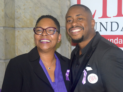 Mayor Ras Baraka and Raheem Devaughn Fight Domestic Violence With Love and Life