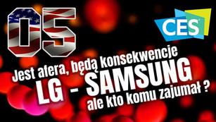 CES / Afera LG vs. Samsung – jakie będą światowe konsekwencje zajumania strategicznej nazwy?