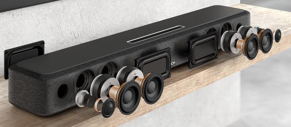 DENON Sound Bar 550, czyli coś więcej niż kolejny głośnik w serii DENON Home