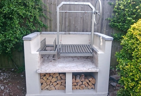 Home BBQ Grill