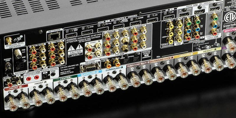 Denon AVR-X6700H - HDMI 2.1