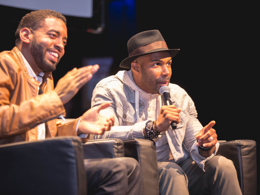 Omari Hardwick & Gentleman Jack Provide Filmmakers With 'Reel' Support