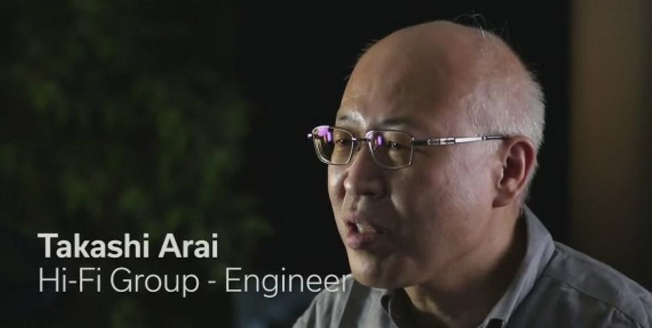 Takashi Arai - Denon Hi-Fi Group