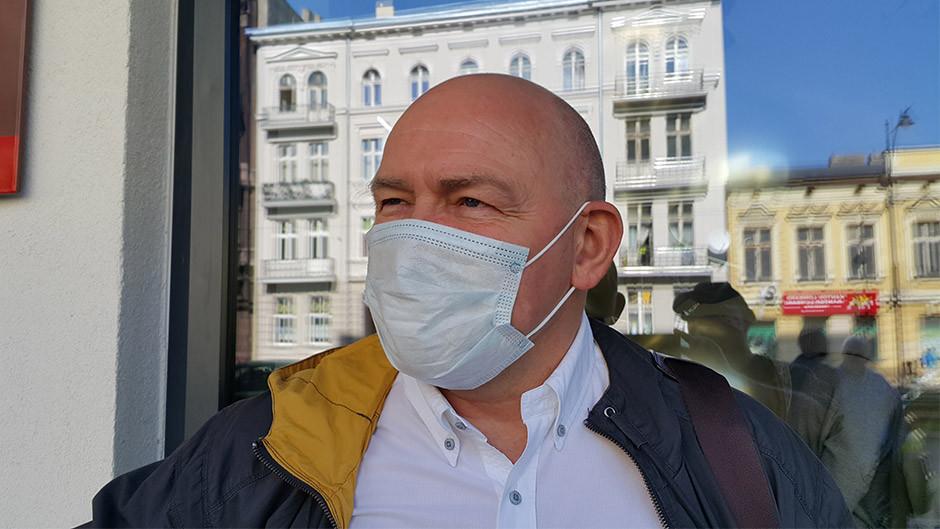 Henryk Chorążewski - Samsung