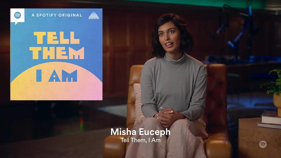 Spotify podcasts - Misha Euceph