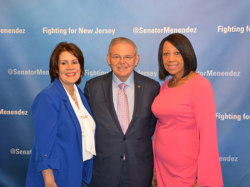 Kean Hosts Senator Menendez's Women's History Month Celebration