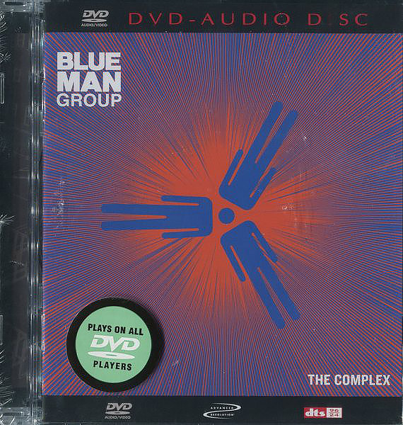 Blue Man Group - The Complex - DVD-Audio