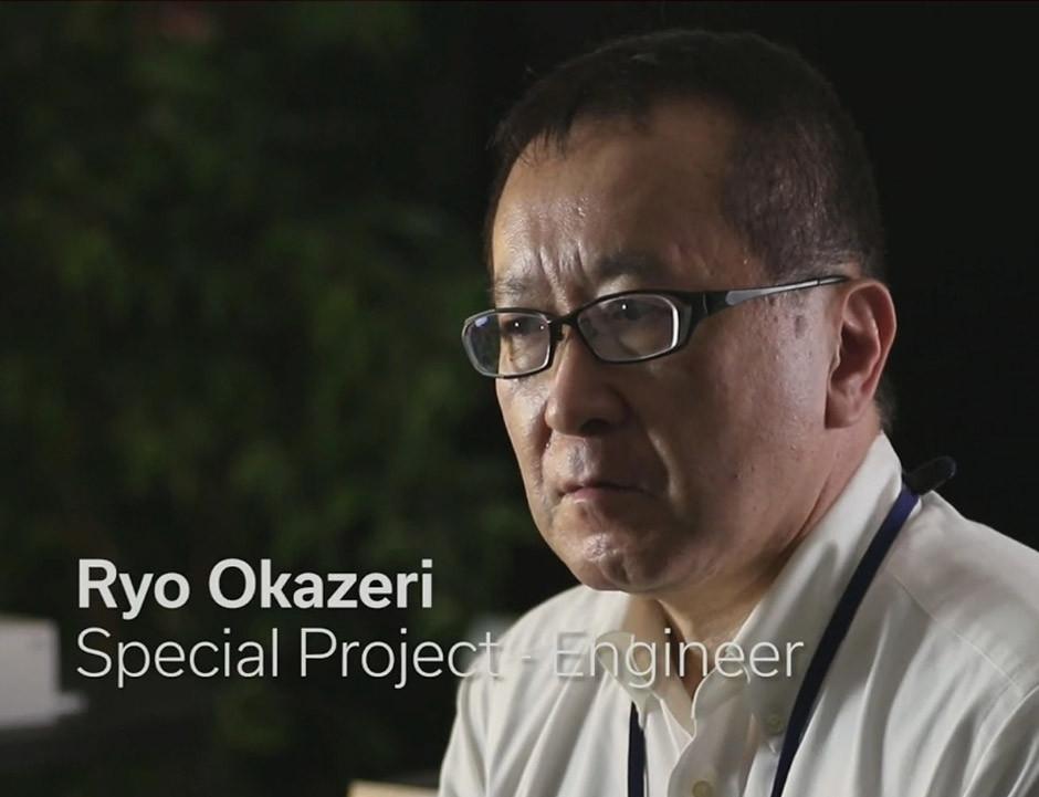 Ryo Okazeri - Special Project Engineer