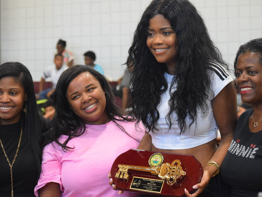 Karen Civil Gives Back to Her Community With Her First 'Live Civil Day'
