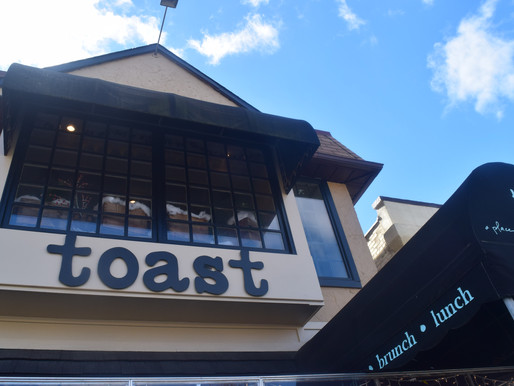#AdventuresinKekeland: Toast Montclair