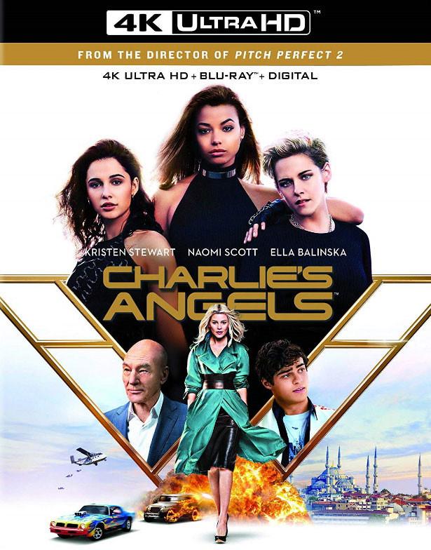 Aniołki Charliego - 4K Ultra HD DTS:X