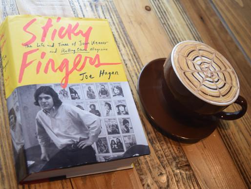 "C Letter Book Club: Joe Hagan's ""Sticky Fingers"""