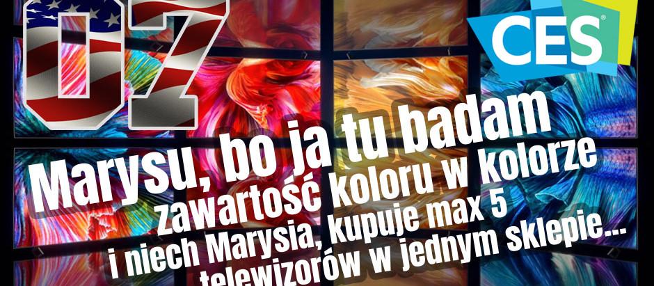 CES / LG OLED i QNED, czyli przegląd telewizorów 2021 – because life is good