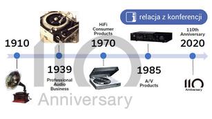 Denon'a 110 lat cz. 1 – kamienie milowe w historii audio