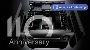 Denon'a 110 lat cz. 3 - rocznicowa nowości AV: 13.2 kanałowy wzmacniacz AVC-A110