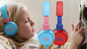 JBL Jr 310, nie zmienią nawyków dziecka, ale przynajmniej ochronią jego słuch