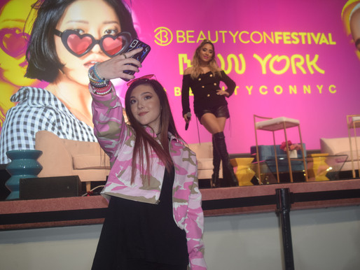 7 Life Lessons I Learned Covering Beautycon New York