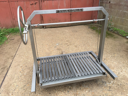 Marine Stainless Steel BBQ Grill