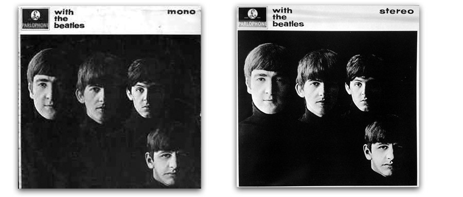 The Beatles w mono i stereo