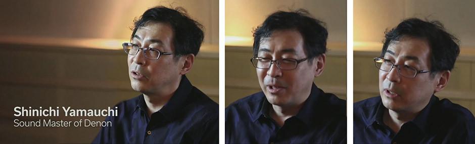 Shinichi Yamauchi – Denon Sound Master