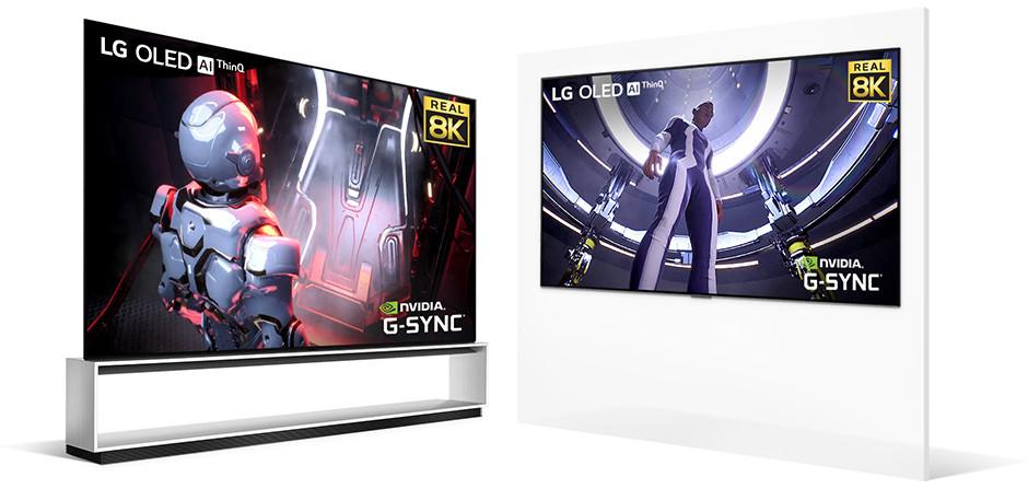 "LG 8K OLED TV ZX, 88"""