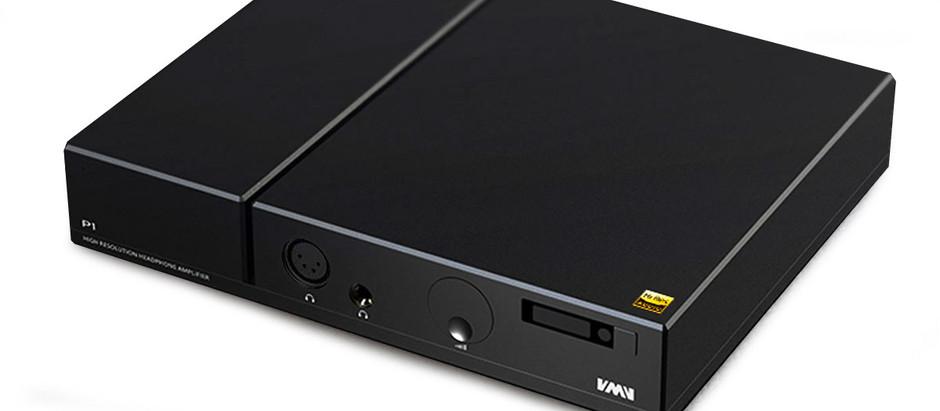 S.M.S.L VMV P1 – hi-endowy wzmacniacz słuchawkowy z pasmem 1–200.000 Hz