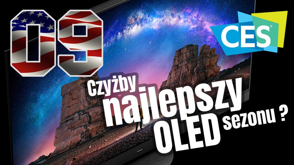 CES / Panasonic – JZ2000 4K HDR OLED TV – telewizor, który przelicytował inne OLEDy