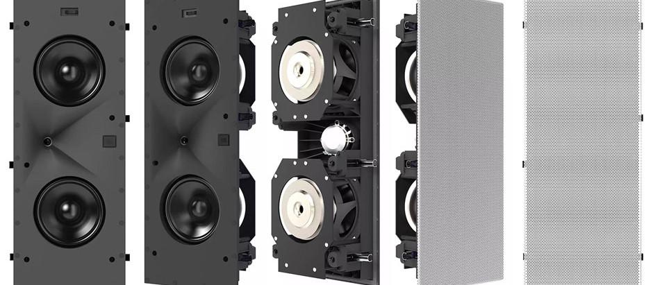 JBL Synthesis SCL – seria głośników montażowych, od muzyki i kin kameralnych po ultra-premium